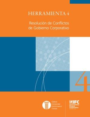 Resolución de Conflictos de Gobierno Corporativo